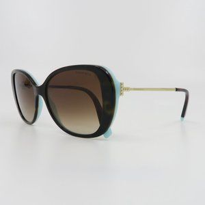 Accessories - Tiffany & Co. TF 4156 8134/3B Rectangular Tortoise